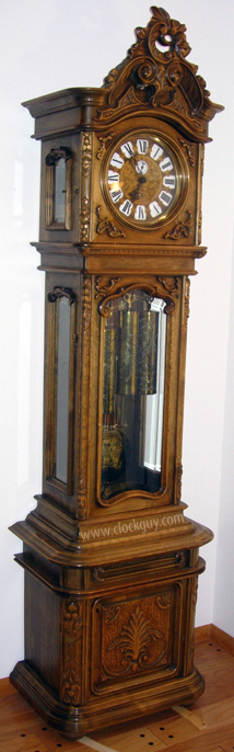 Gazo Angelina - Antique Clocks Guy