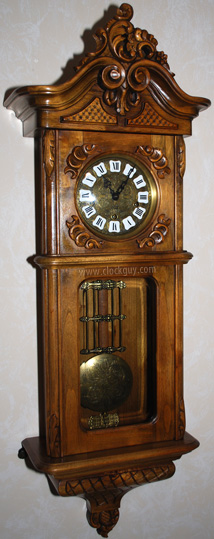 Gazo San Juan Capistrano - Antique Clocks Guy