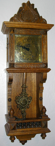 Gazo Chula Vista - Antique Clocks Guy