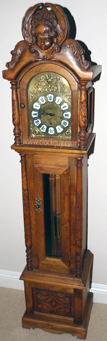 Gazo Fallbrook Granddaughter Model - Antique Clocks Guy