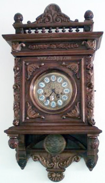 "Gazo ""La Jolla"" - Third Version - Antique Clocks Guy"