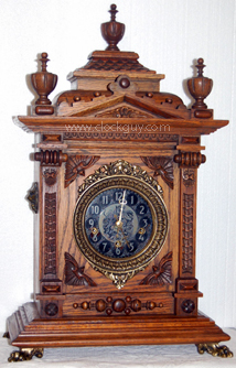 Gazo Mission Bay (older configuration) - Antique Clocks Guy