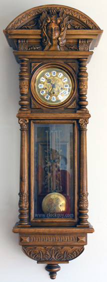 Gazo Monterey - Antique Clocks Guy