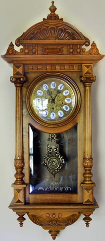 Gazo Palo Alto - Antique Clocks Guy