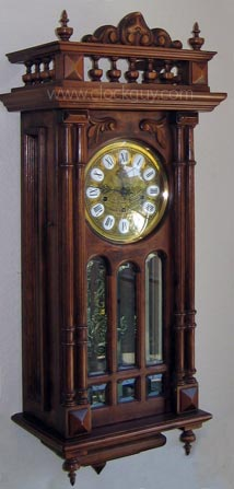 Gazo San Marcos - Second Version ~ Antique Clocks Guy