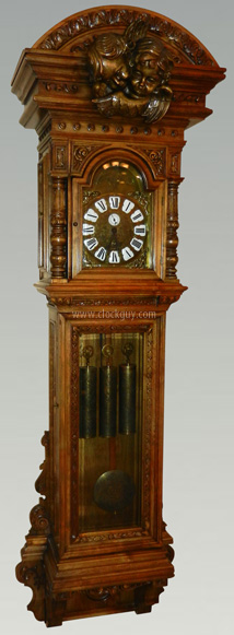 Gazo Santa Maria - Antique Clocks Guy